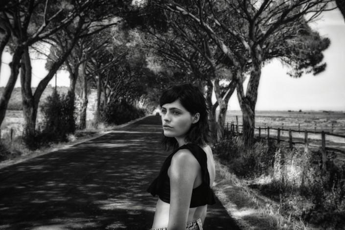 Portrait Beauty Fashion Nature Documentary Toskana Sarah Bugar Photography Nature Fotografie Portraitfotografie Thomas Brand Ebersberg Alberese Toscana